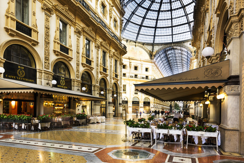 Interesting Facts About Galleria Vittorio Emanuele Ii, Milan – The World's Oldest Shopping Mall!