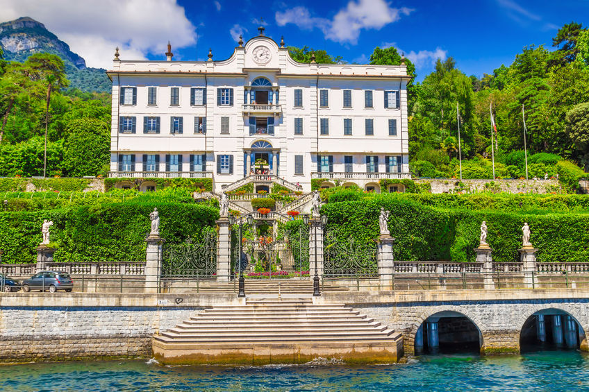 Parco TeresioOlivelli, Tremezzo, Lake Como