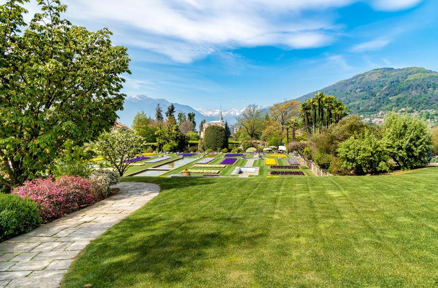 Villa Taranto Gardens, Pallanza, Lake Maggiore