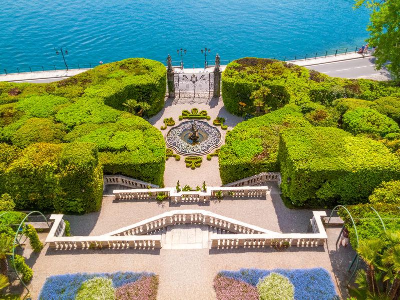 Villa Carlotta, Tremezzo, Lake Como