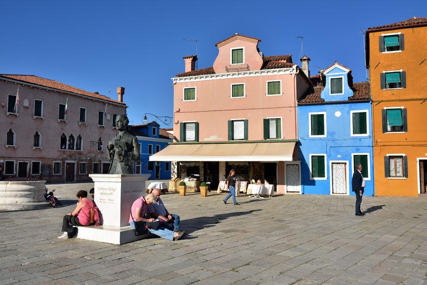 Galuppi, Burano, Italy