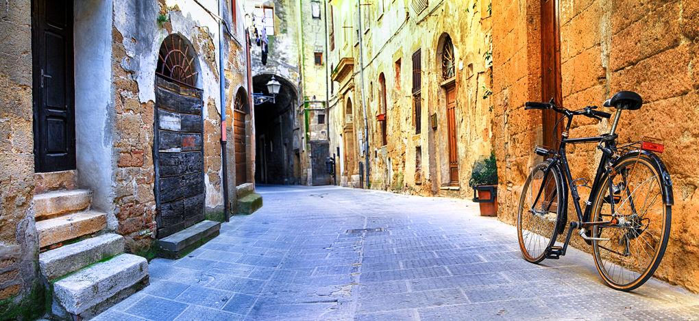 Sorno, Tuscany