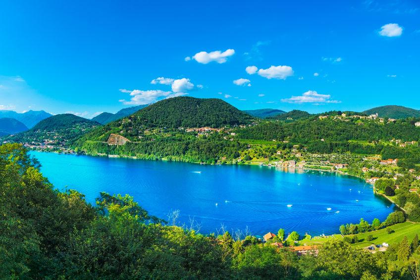 Isola San Giulio, Piedmont