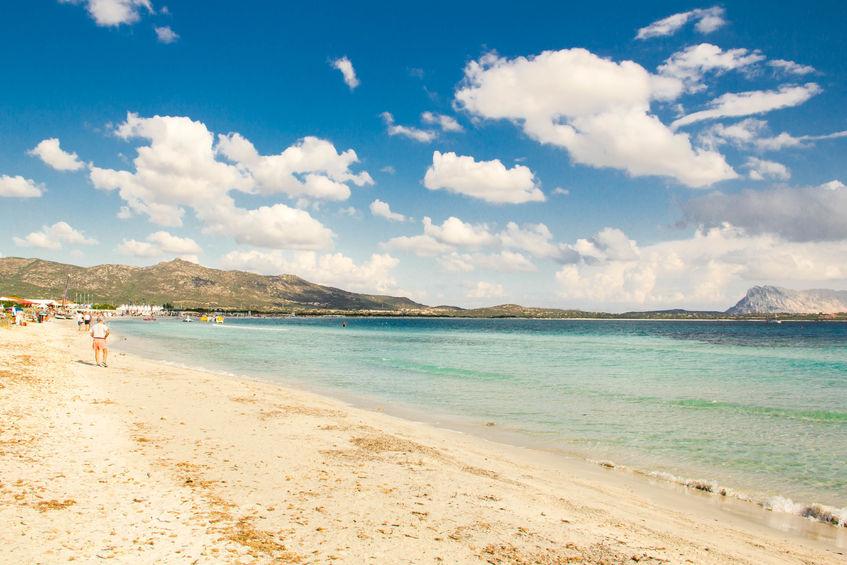 La Cinta Beach, San Teodoro, Italy