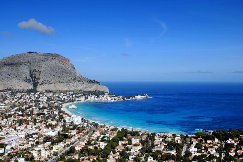Cala Rossa, Favigna, Aegadian Islands, Islands of Sicily