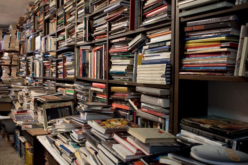 Libreria Acqua Alta (Venice)