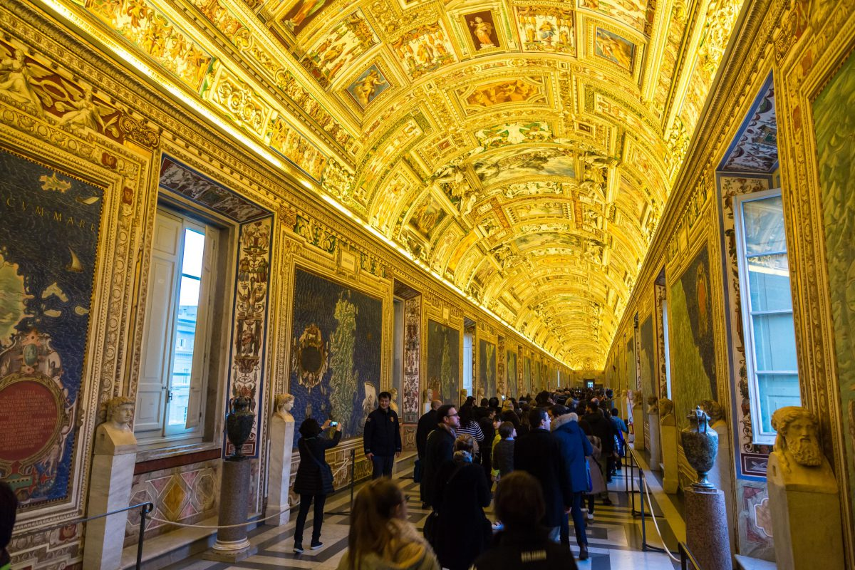 4 Places in Italy to Find Leonardo da Vinci Artworks