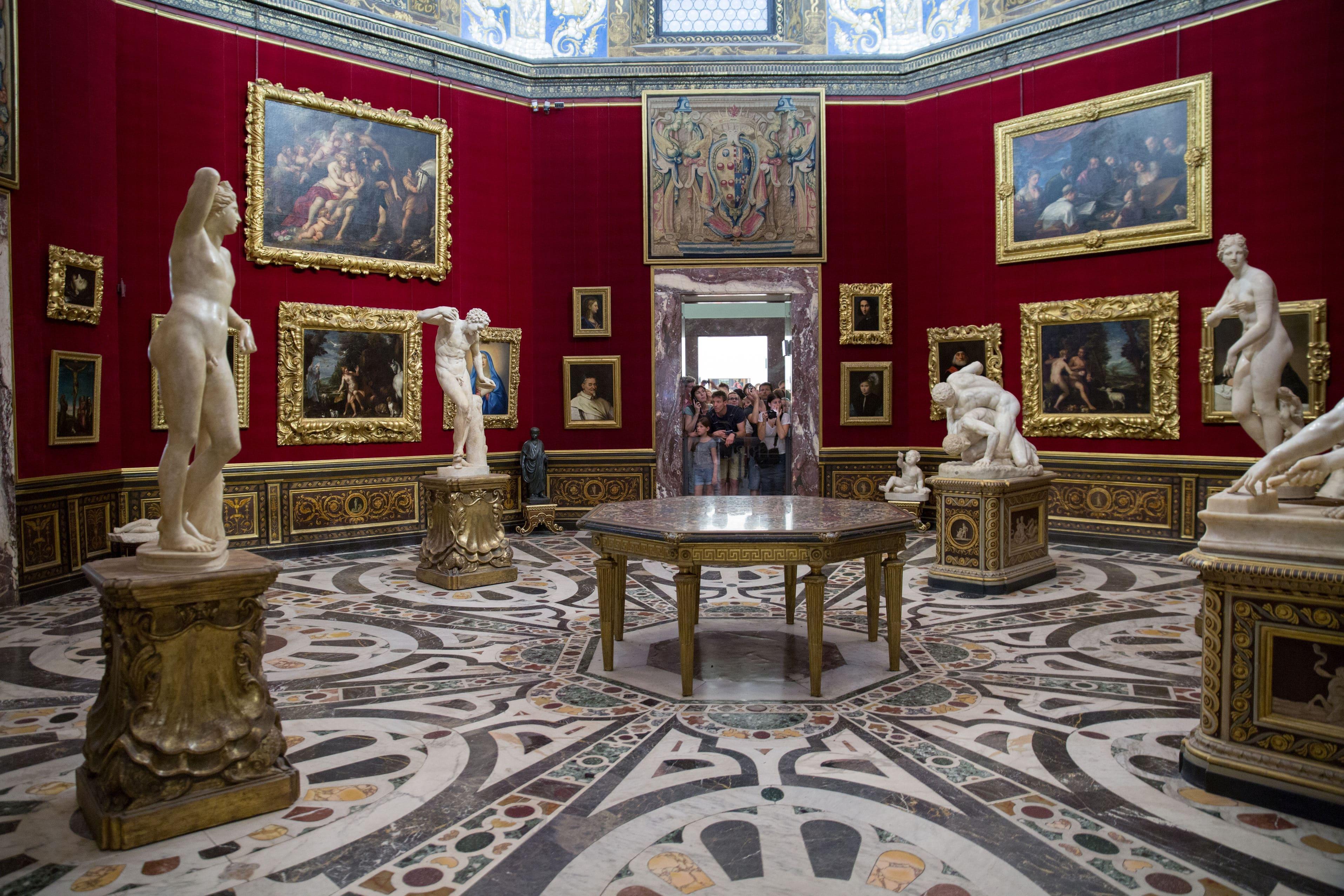 Uffizi Gallery - Leonardo da Vinci