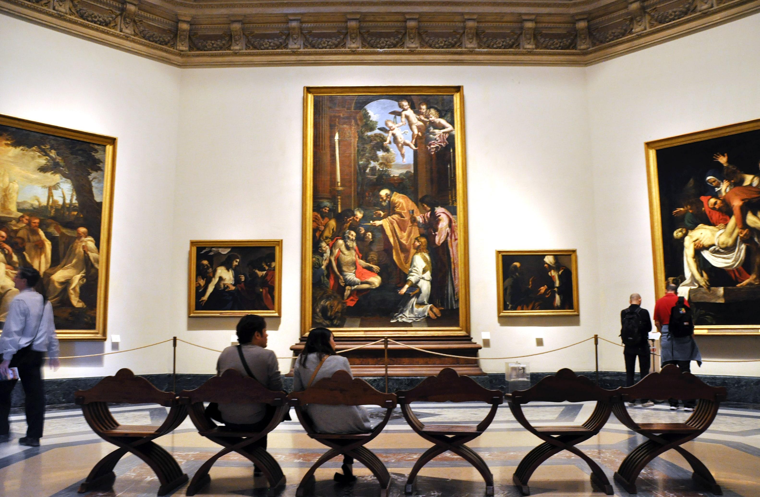 Vatican museum Leonardo