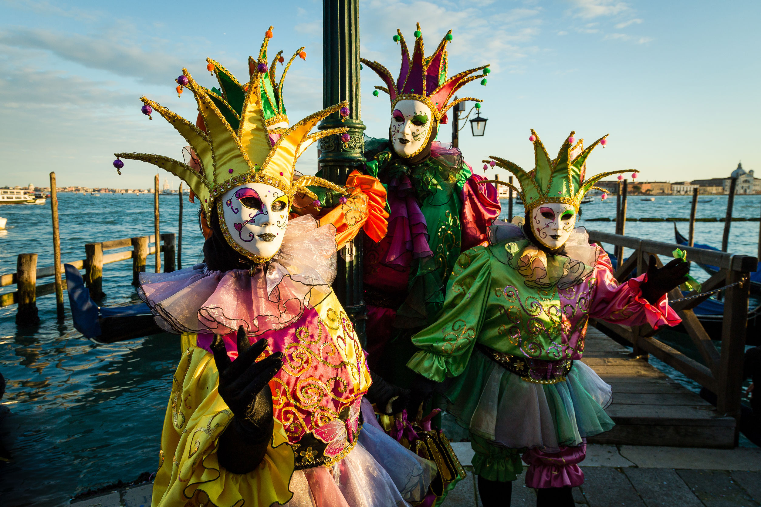 Venice Carnival: The Festival of Disguise & More
