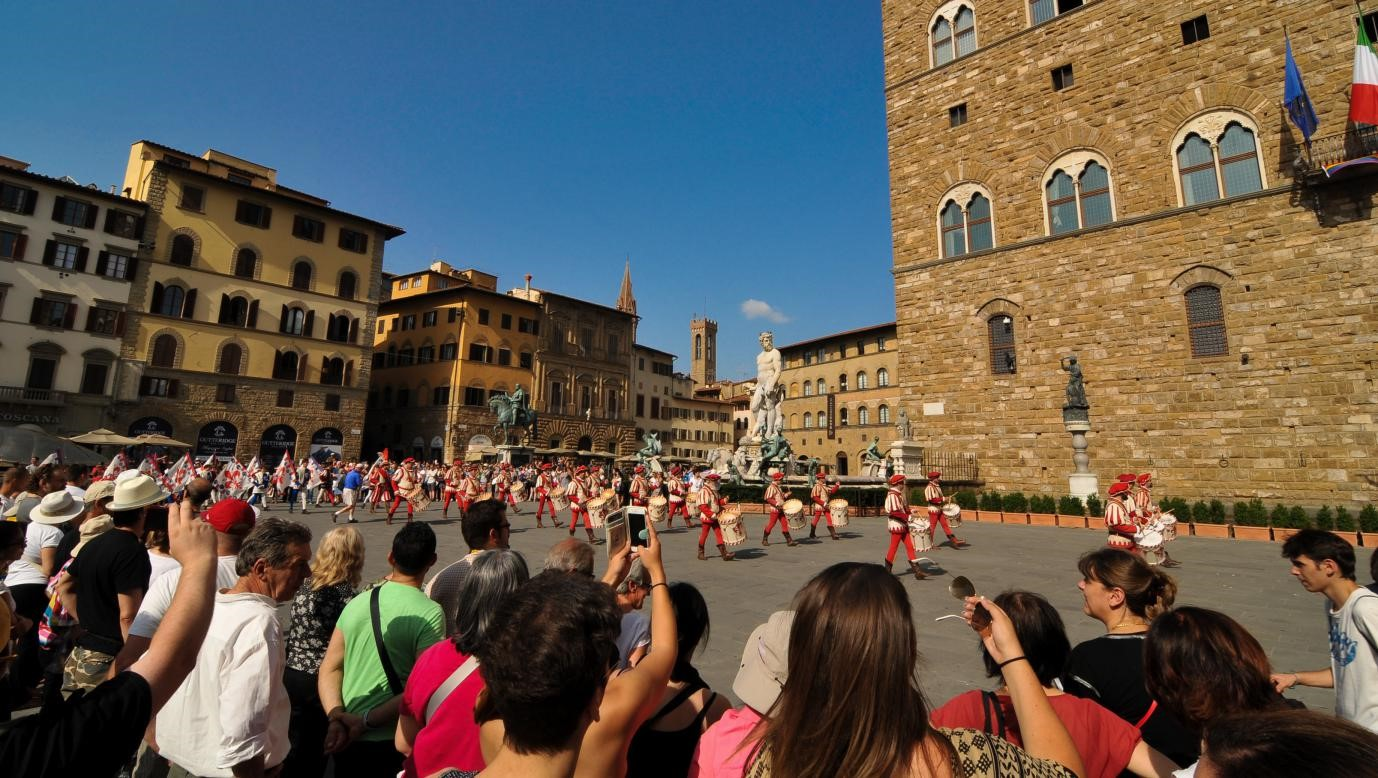Amazing Festivals in Tuscany