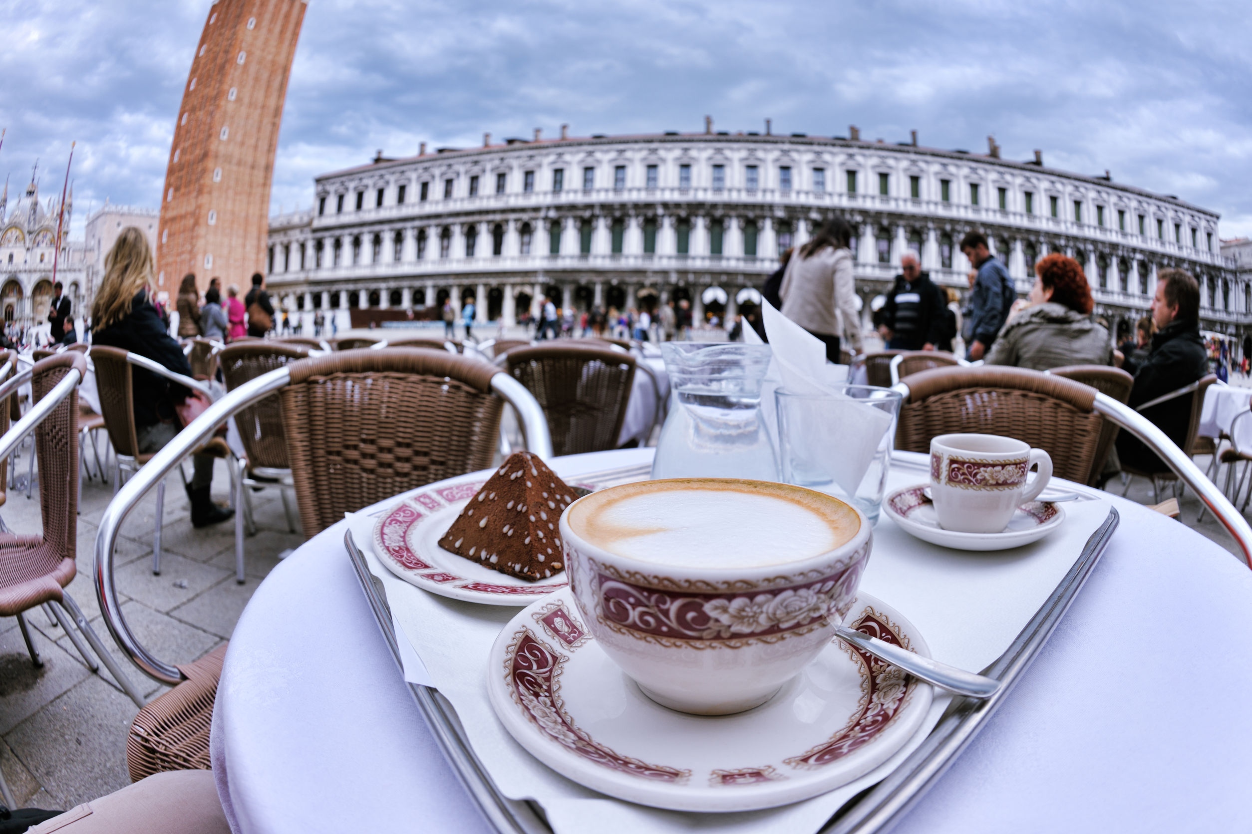 Having Coffee, The Italian Way