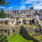 Facts and Places to Visit in Pompeii