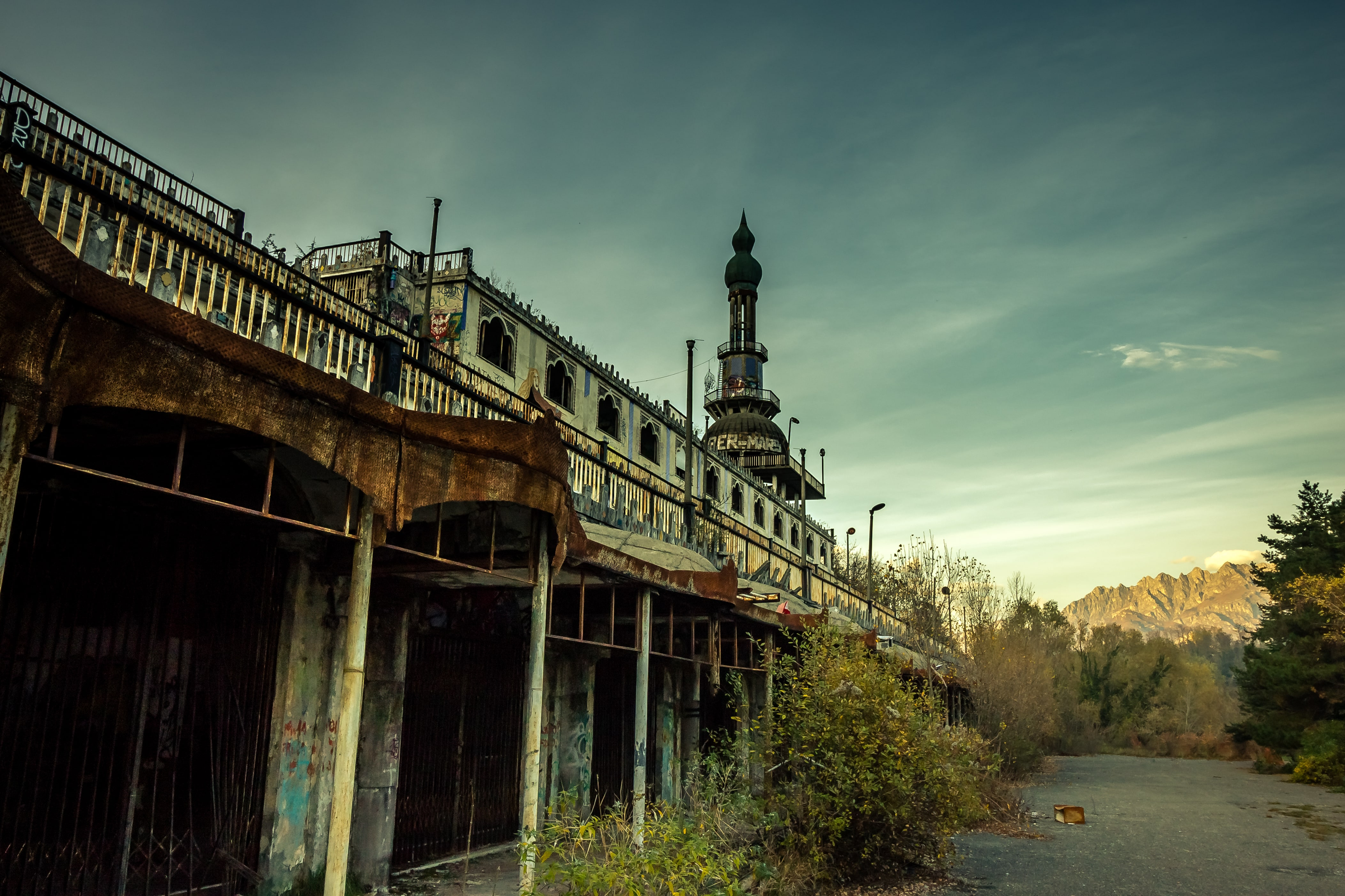 Consonno-Ghost Town