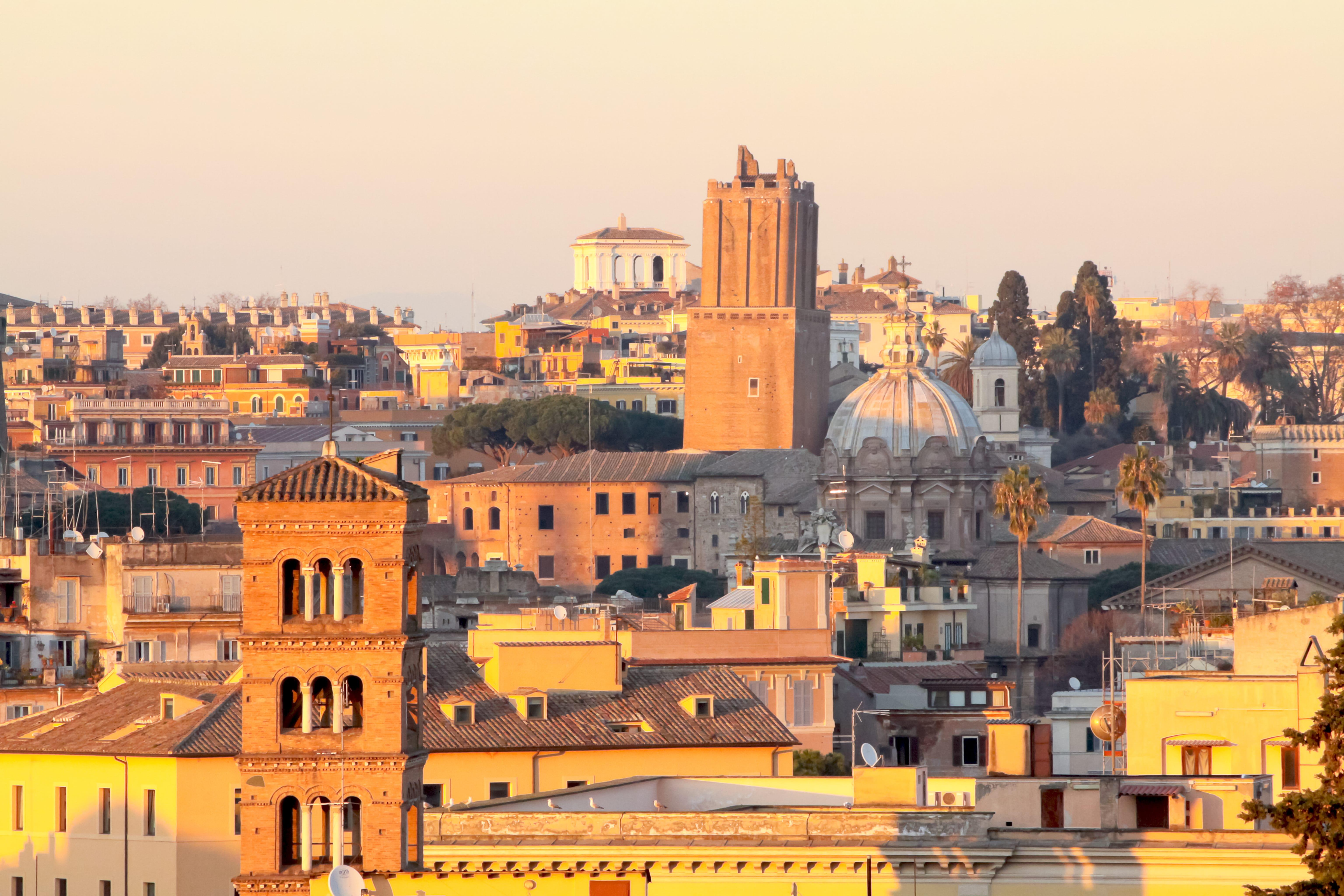 Torre Delle Milizie, Rome