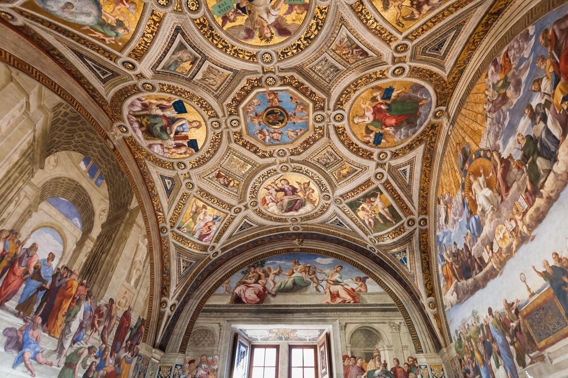 Raphael Rooms.