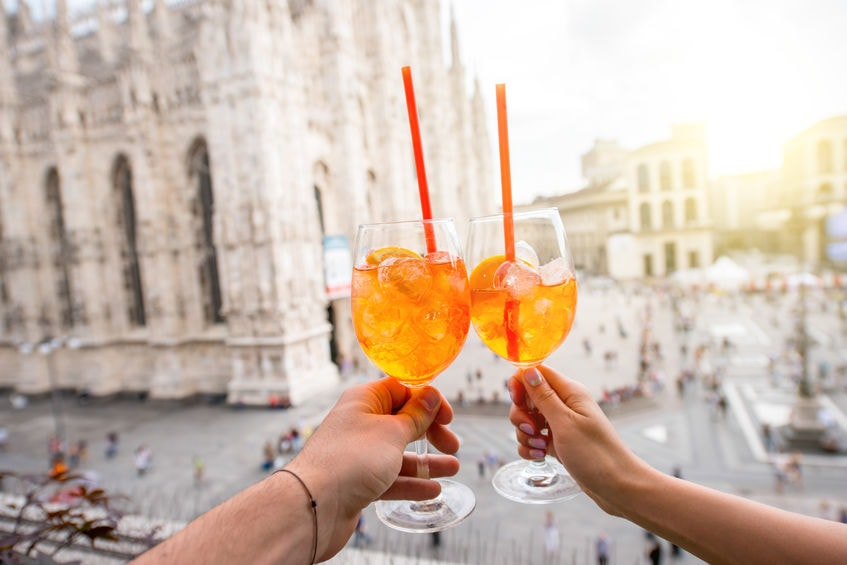7 Italian Cocktails & Drinks You Can't-Miss To Sip At