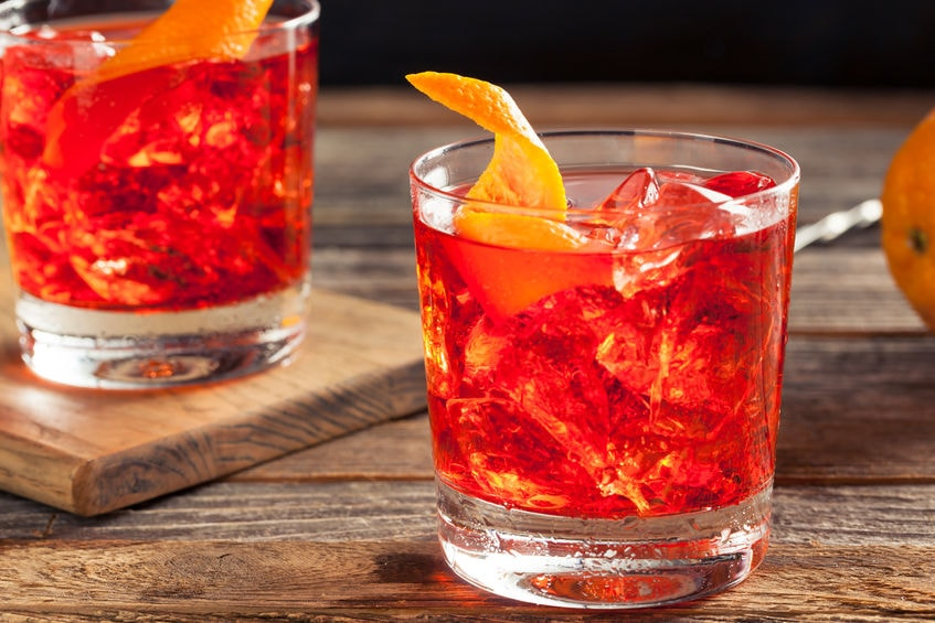 Negroni - Cocktail in Italy