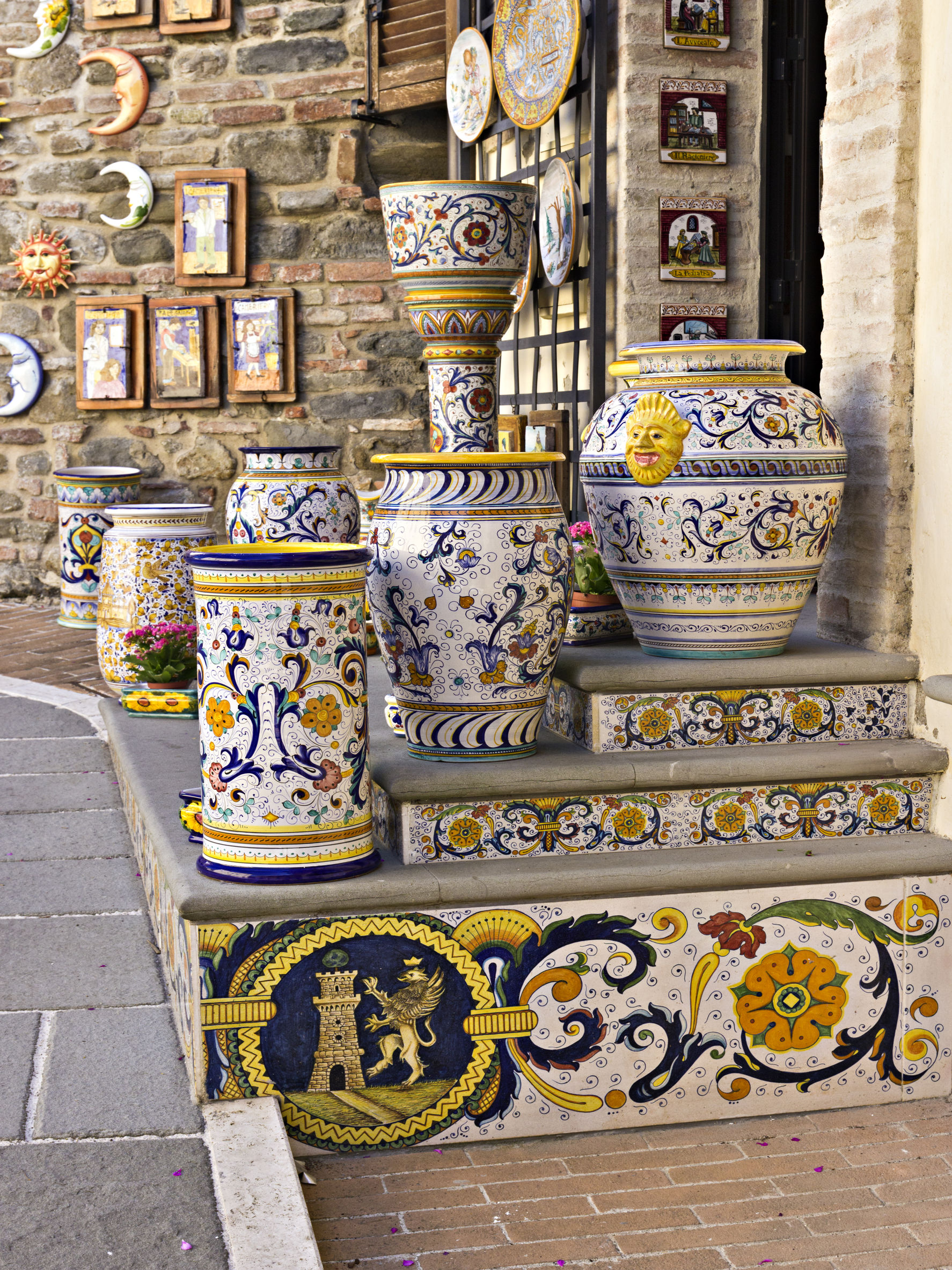 Ceramics: Amalfi Coast