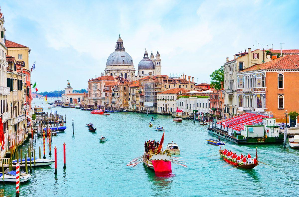 Festa de la Sensa: A Can't-Miss Venetian Delight