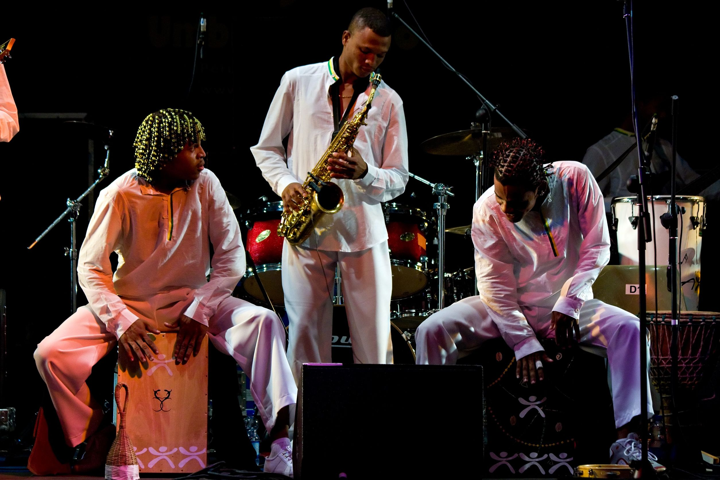 Umbria Jazz summer music Festival in Italy