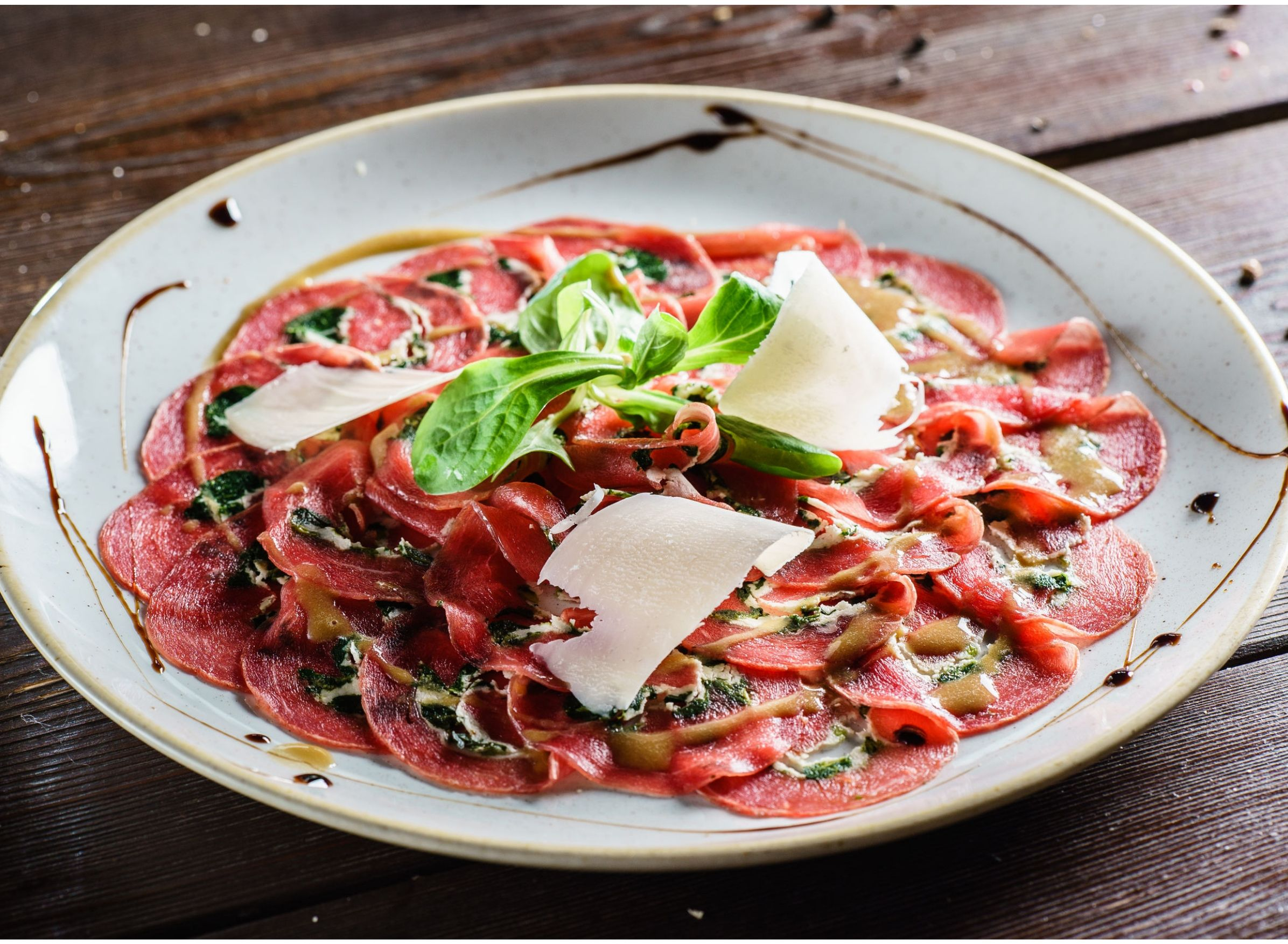 Carpaccio | Italian food