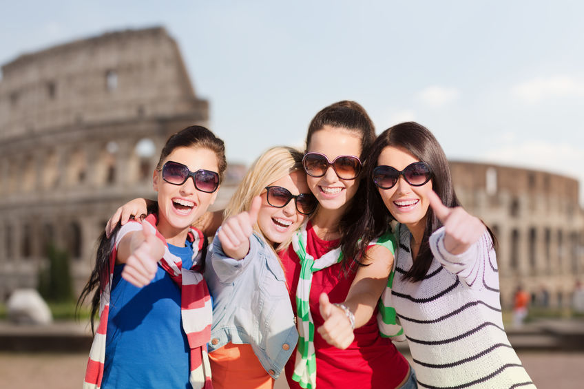 Carry sunglasses-Italy packing guide