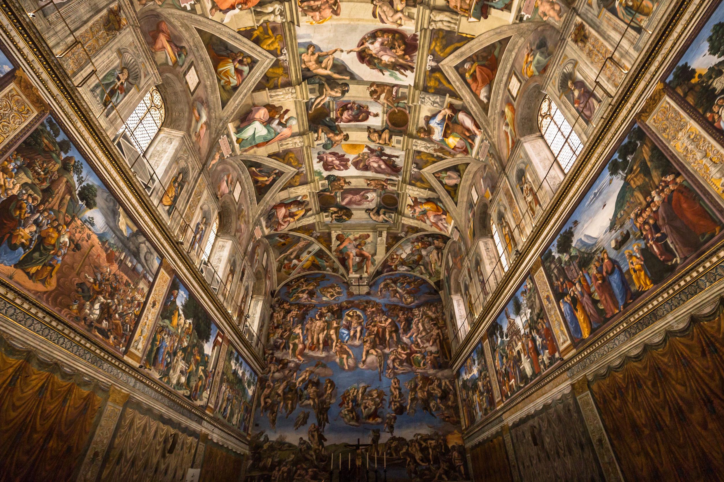 Vatican Museum in Italy