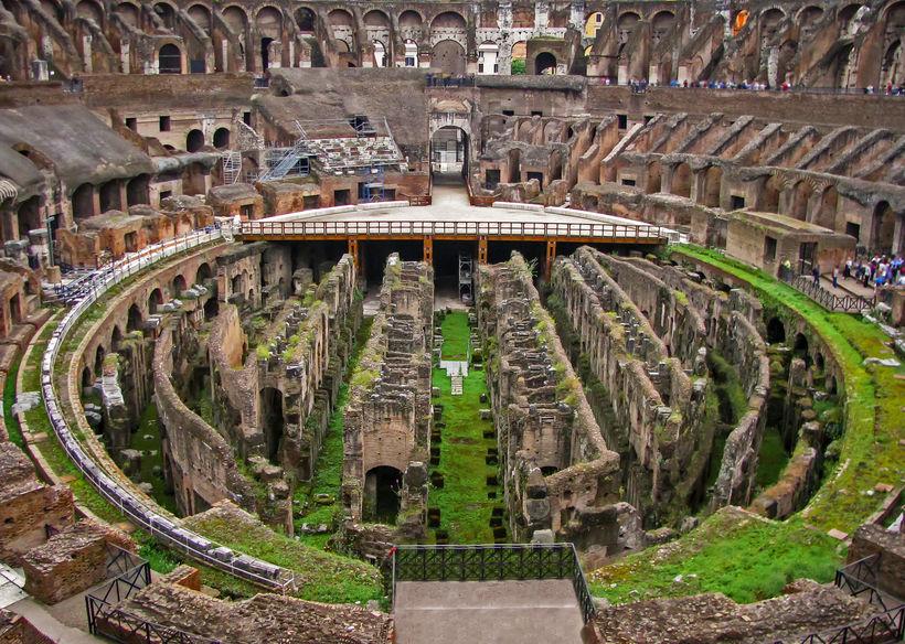 Colosseum Underground Tour