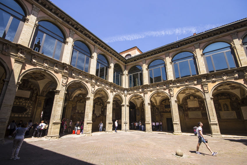 University of Bologna.