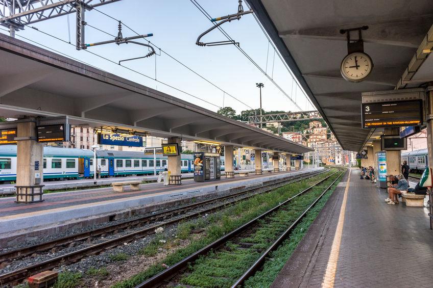 La Spezia Centrale train station