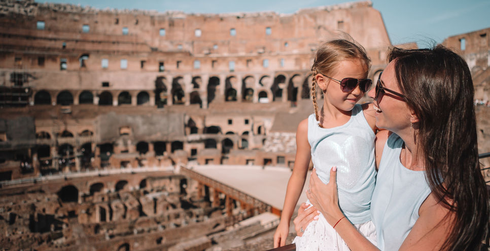 Travelling to Italy with Kids