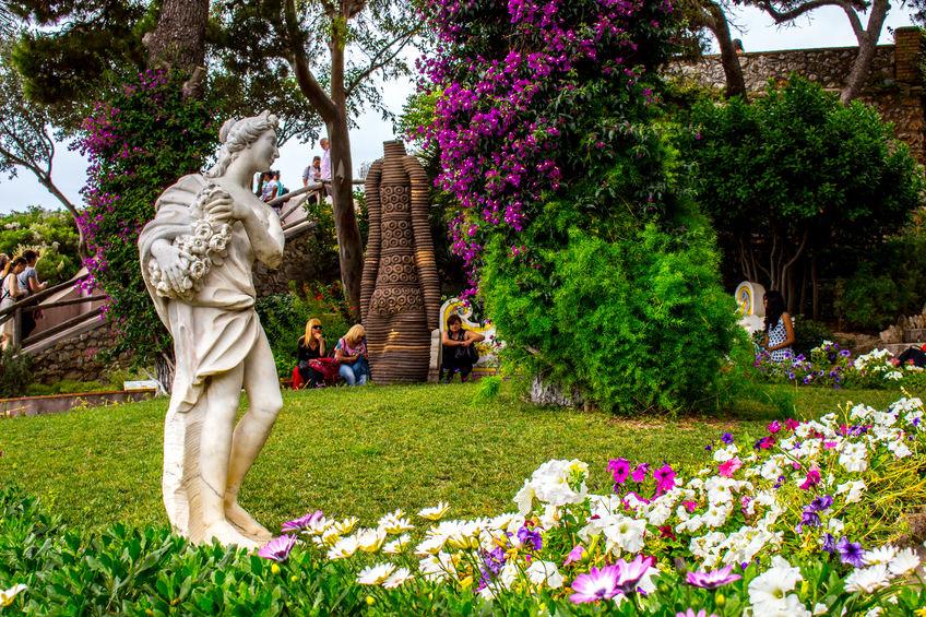 Giardini di Augusto in capri