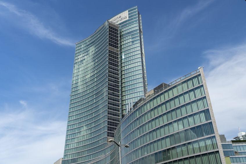 Palazzo Lombardia in Milan