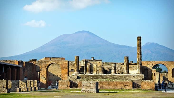 Pompeii, Herculaneum, and Vesuvius