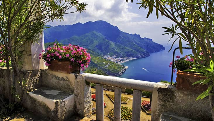Ravello and Paestum