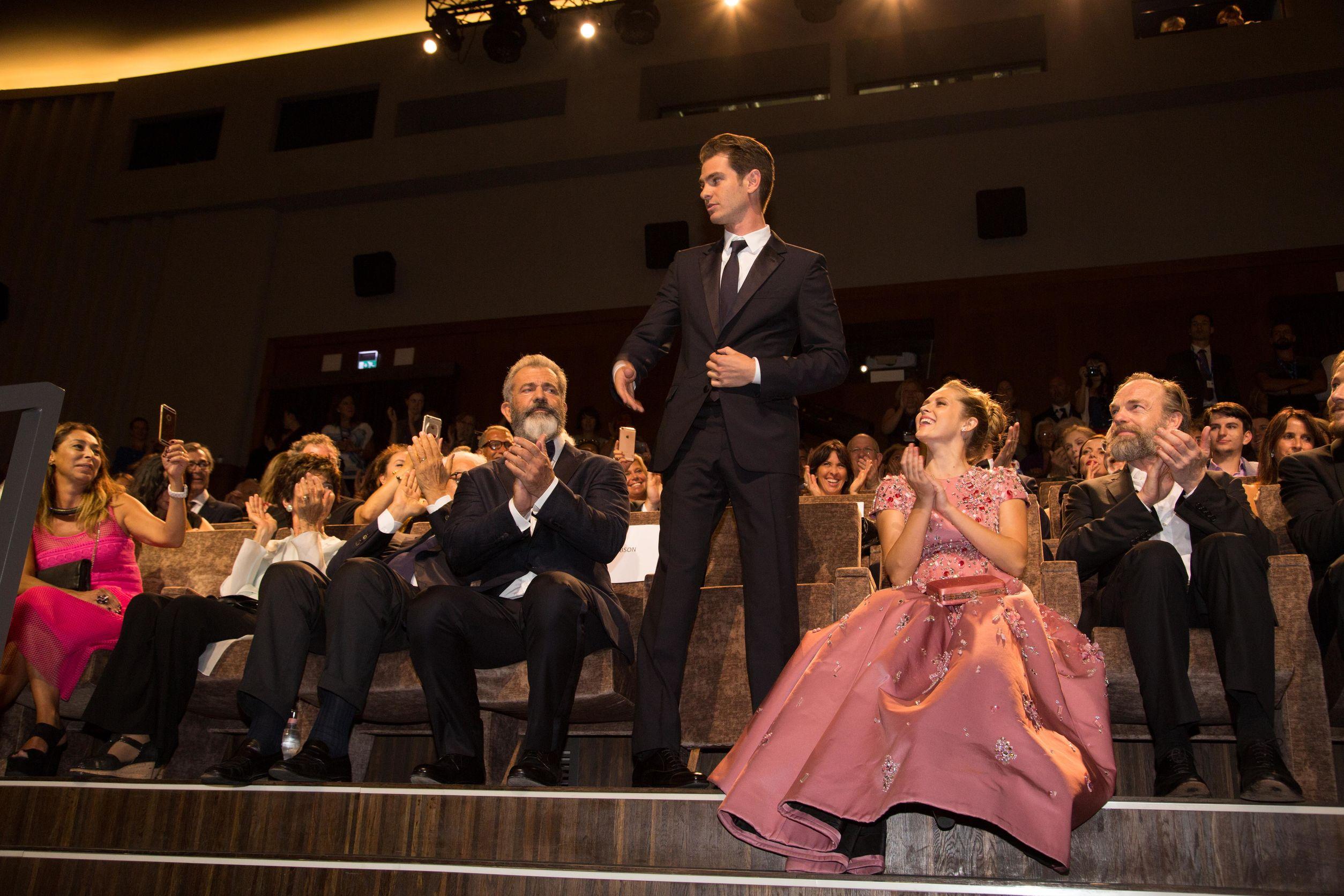 Venice Film Festival Still Scheduled for September