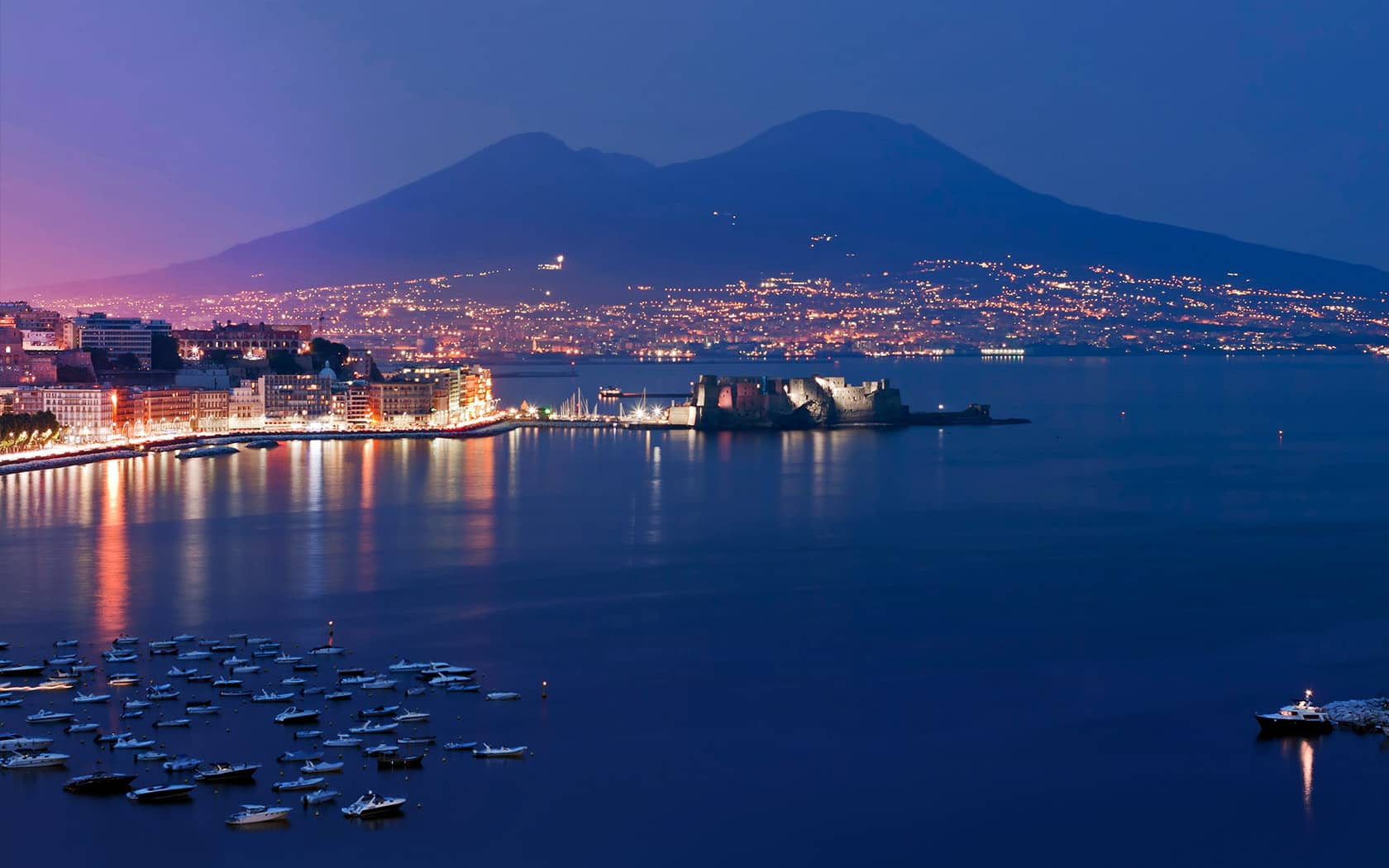 Tours From Port Of Naples Italy