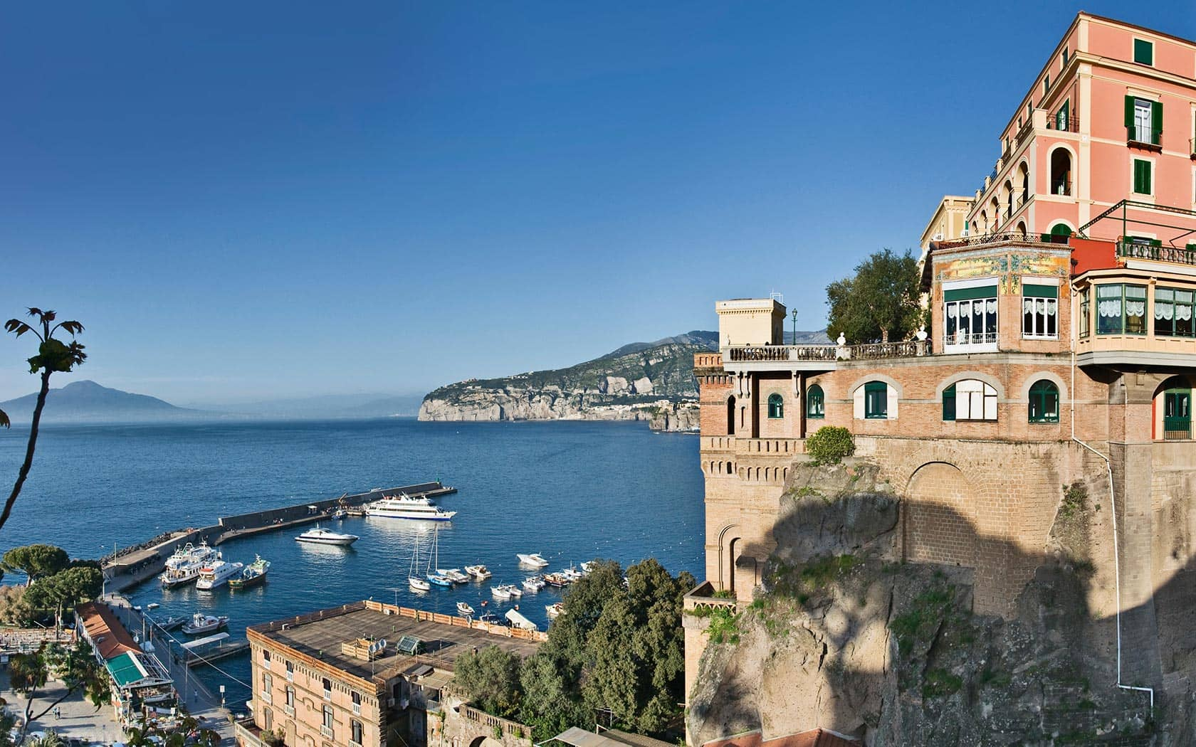 Tours Starting From Sorrento