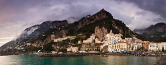 Tours Starting From Amalfi Coast