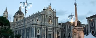 Tours Starting From Catania