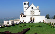Basilica of St. Francesco d'Assisi
