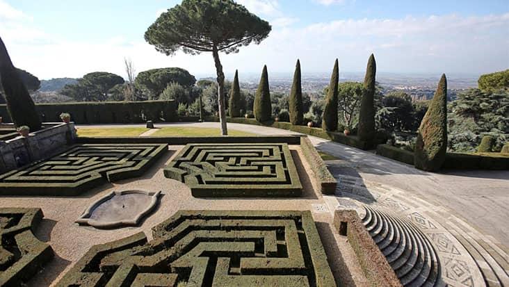 Castelgandolfo Gardens