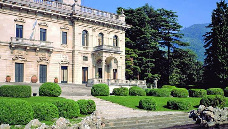 Villa Erba in Cernobbio