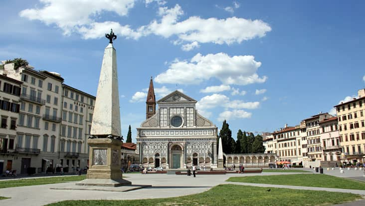 St. Maria Novella in Florence