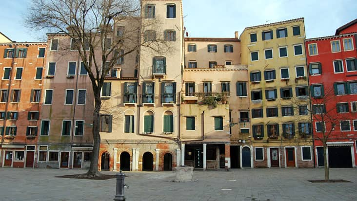 The Jewish Ghetto in Venice