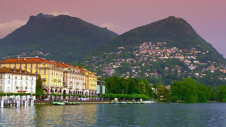 Lugano Waterfront