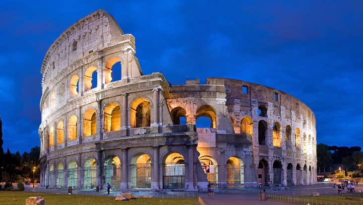 The Colosseum- Vatican