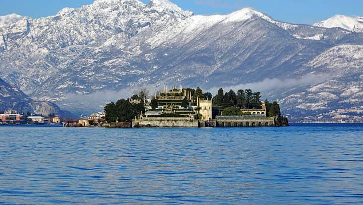 Isola Bellabelvedere in Stresa