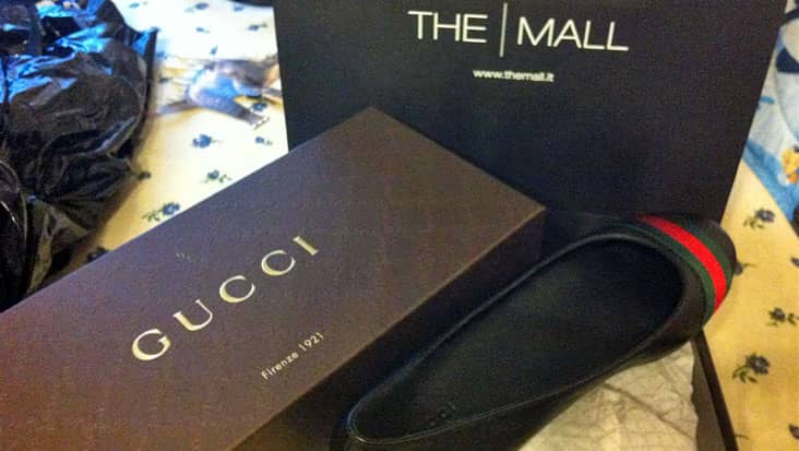 Gucci at The Mall